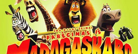 Pabėgimas iš Madagaskaro, 2018 m. Spalis 20 d., Šeštadienis, at 15:00 – 17:00