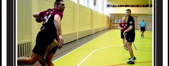Lietuvos vyrų 1 lygos rankinio čempionatas