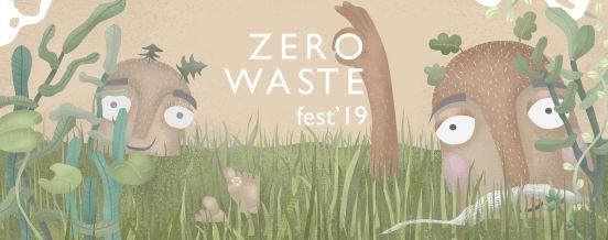 """Zero Waste Fest'19"" Gamtai draugiškas vasaros festivalis"