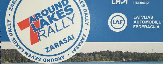 AROUND 7 LAKES RALLY