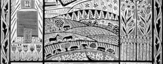 Odetos Tumėnaitės-Bražėnienės ir Adelės Bražėnaitės kūrybos darbų paroda