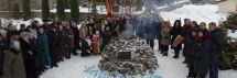 Laisvės gynėjų dienos minėjimai Zarasų rajone, sausio 11 – 13 d.