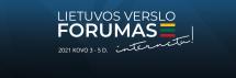 Lietuvos verslo forumas - kovo 3-5 d. internetu.