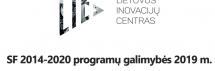 """Informacinė seminaro ,,SF 2014 - 2020 programų galimybės 2019 m."""""""