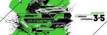 Skelbiama Vandens motociklų Rytų Europos taurės varžybų programa