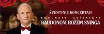 Edmundo Kučinskio šventinis koncertas, spalio 24 d.