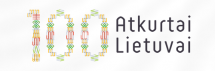Vasario 16-ąją švęskime Lietuvą Zarasuose