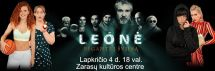 """Filmas """"Leónė. Bėganti į šviesą"""", lapkričio 4 d."""