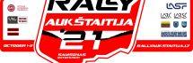"""Spalio 1-2 dienomis kviečiame stebėti """"Rally Aukštaitija 2021""""!"""