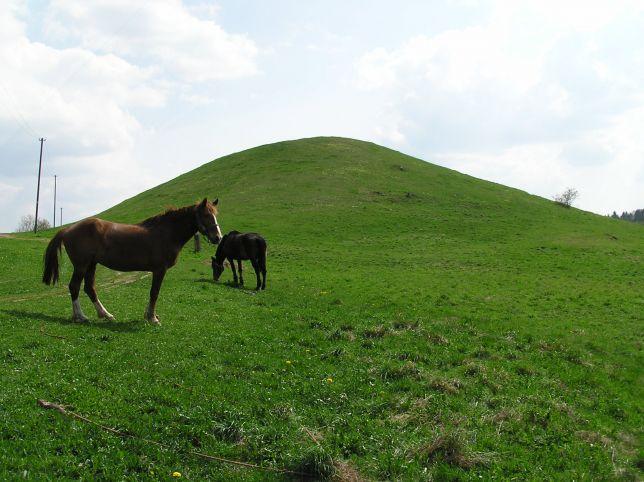 Verslavos piliakalnis