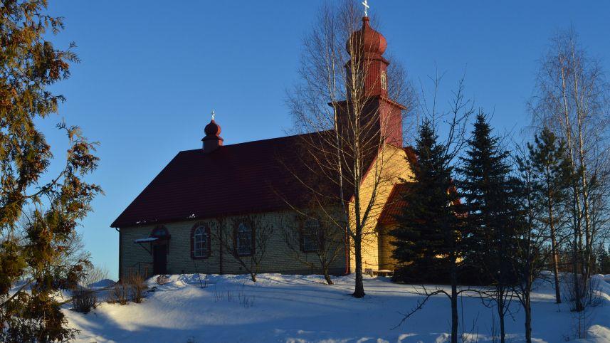 Zarasų sentikių cerkvė