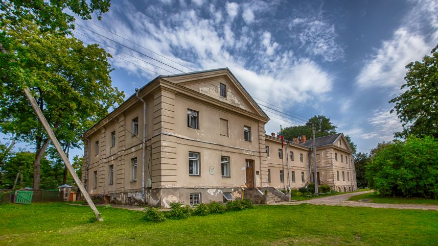 Antalieptes klostera komplekss