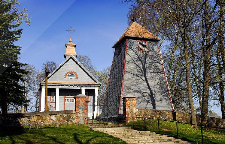 Imbrado Nukryžiuotojo Jėzaus bažnyčia
