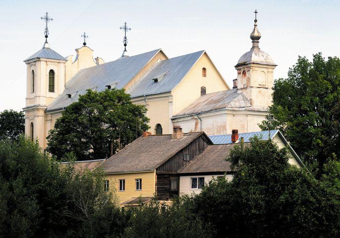 Antalieptės Šv. Kryžiaus atradimo bažnyčia