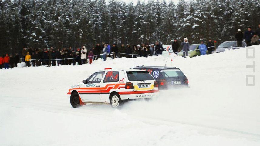 """Zarasai auto racing club """"Akseleratorius"""""""