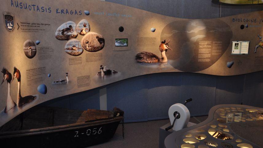 Sartų regioninio parko lankytojų centras