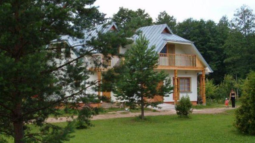 Viesu māja ''Antalieptes ūdenskrātuve''