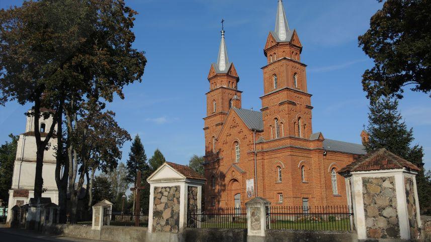 Dusetų Šv. Trejybės bažnyčia