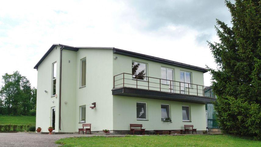 Zarasų žemės ūkio mokyklos praktinio mokymo centras