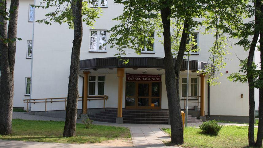 Zarasų rajono savivaldybės viešoji įstaiga Zarasų ligoninė