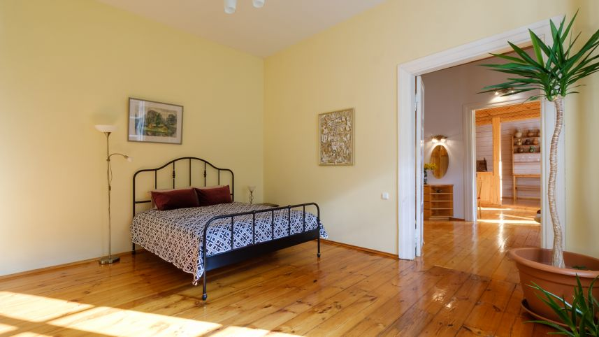 Senosios girininkijos apartamentai (The Old Forestry apartment)