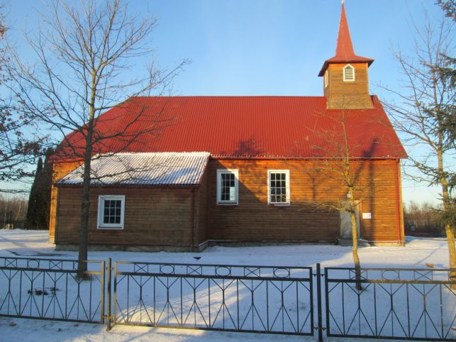 Turmanto Švč. Jėzaus Širdies bažnyčia