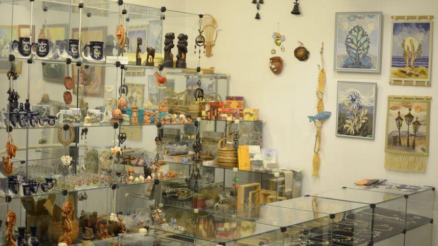 Dailės salonas Zarasų rajono savivaldybės kultūros centre