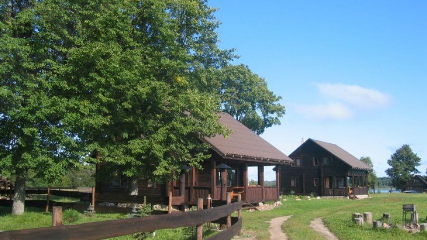 Homestead of Jurgis and Ieva Lapėnai