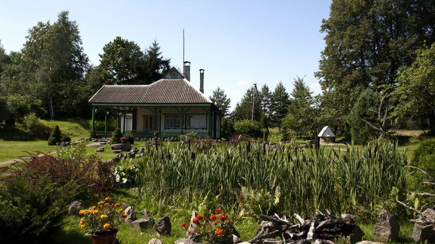 Homestead of Lionė ir Valdas Nakučiai