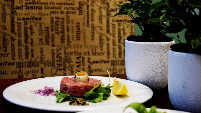 Restaurant ''Sartai meadow beef''