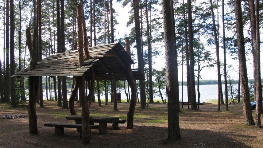 Asavas campsite