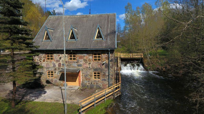 Tiltiškių vandens malūnas