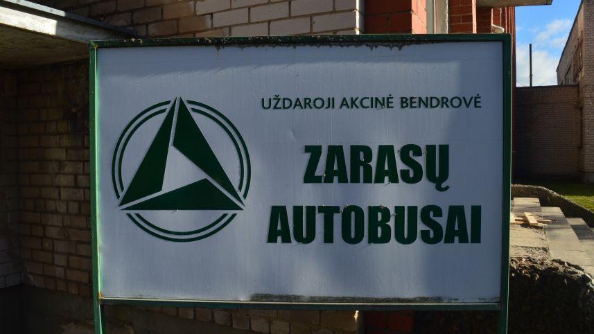 "JSC ""Zarasai buses"""