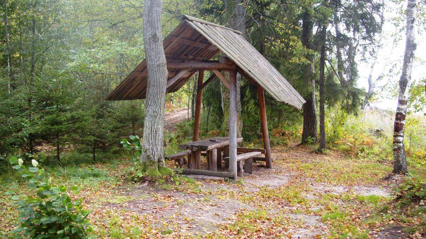 Kalbutiškis II campsite