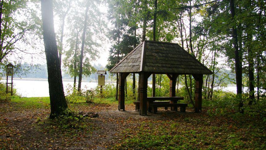 Zabieška campsite