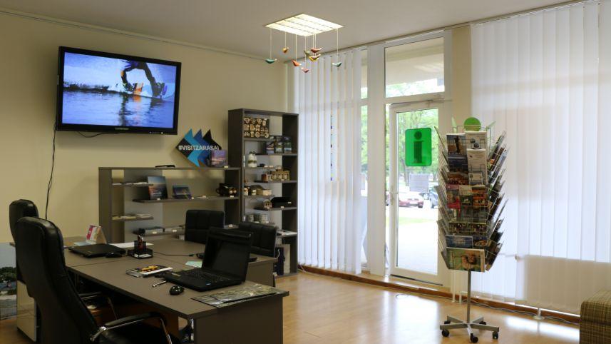 Zarasų rajono turizmo ir verslo informacijos centras