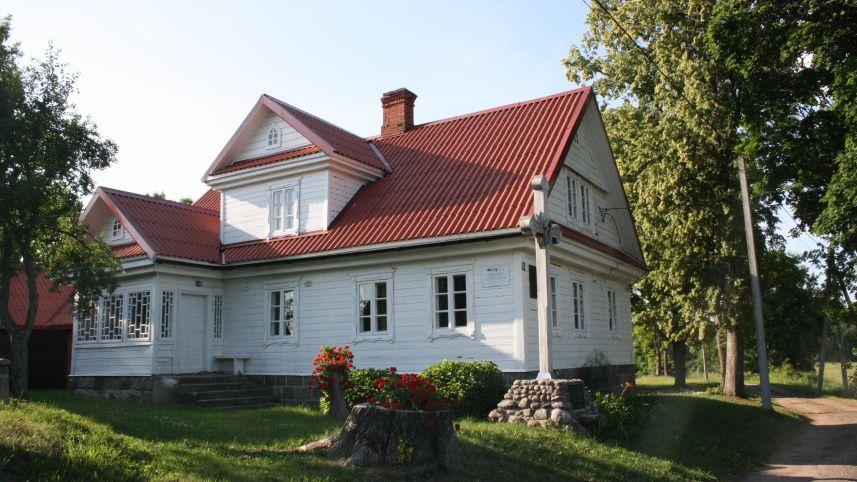 Švietėjo Antano Poderio memorialinis muziejus