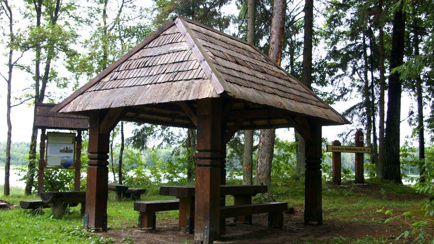 Kavolių šilelio stovyklavietė