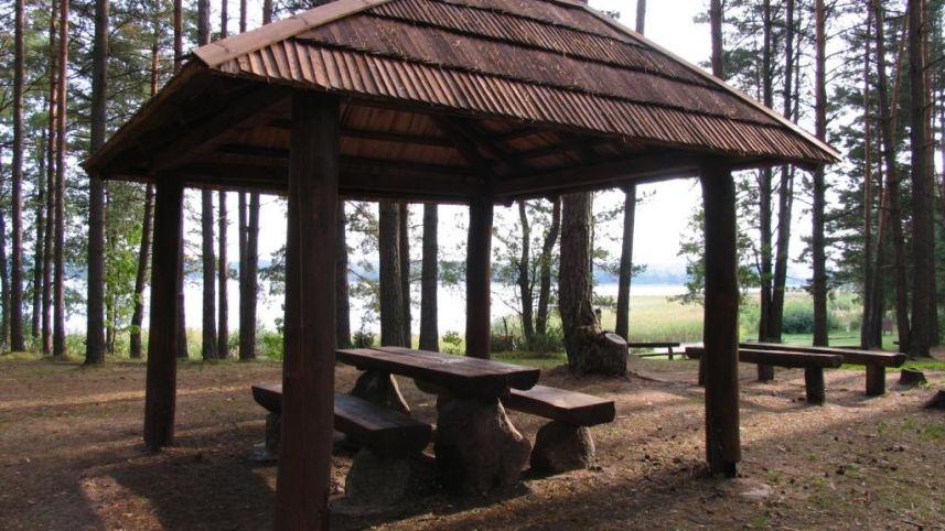 Salako stovyklavietė