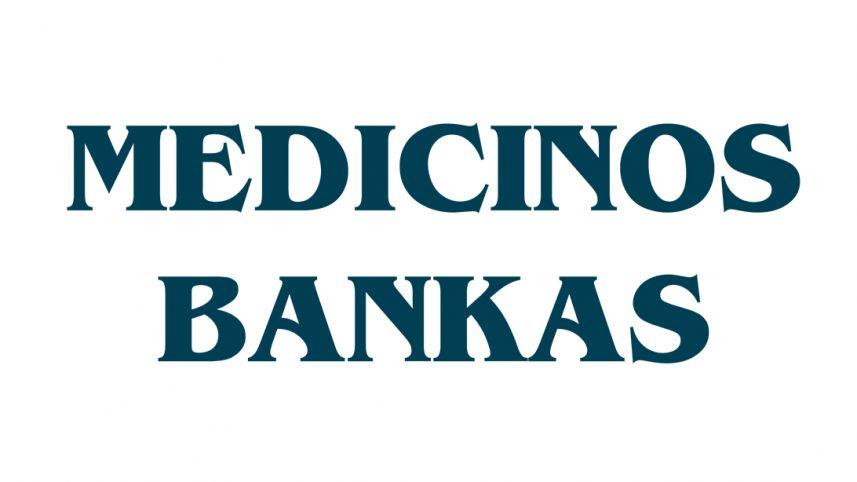 Smėlyne customer service section of Panevėžys department of JSC Medicinos bankas