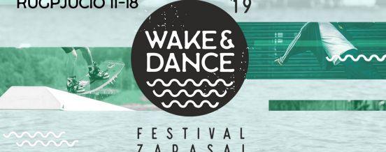 "FESTIVALIS ""WAKE&DANCE"""